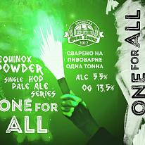 """ONE FOR ALL! Equinox powder"""